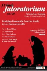 2011-affisch-bachs-juloratorium-med-camerata-vocalis-och-enkopings-kammarkor