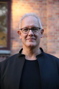 Peter Melin, dirigent Enköpings Kammarkör, augusti 2016, bild 1