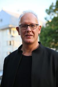 Peter Melin, dirigent Enköpings Kammarkör, augusti 2016