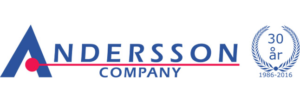 Andersson Company logotype